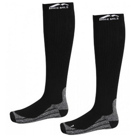 1 Pair More Mile R2R Sports Compression Running Sports Socks