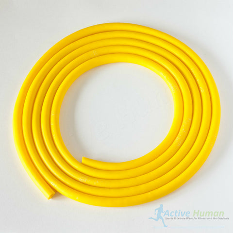 Theraband Latex Resistance Tubing - Yellow - Thin Resistance