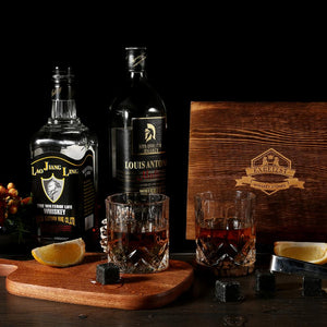 "Gift Box Set Whisky ""Henry Plummer"""
