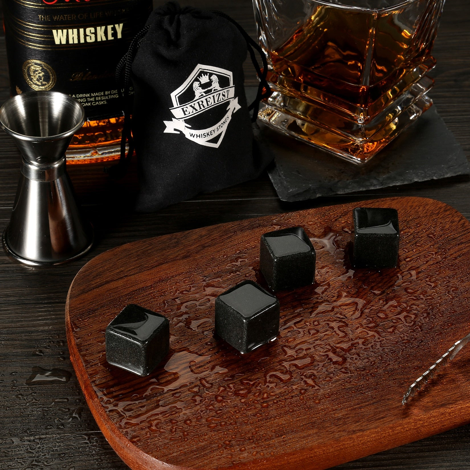 "Gift Box Set Whisky  ""Bill Doolin"""