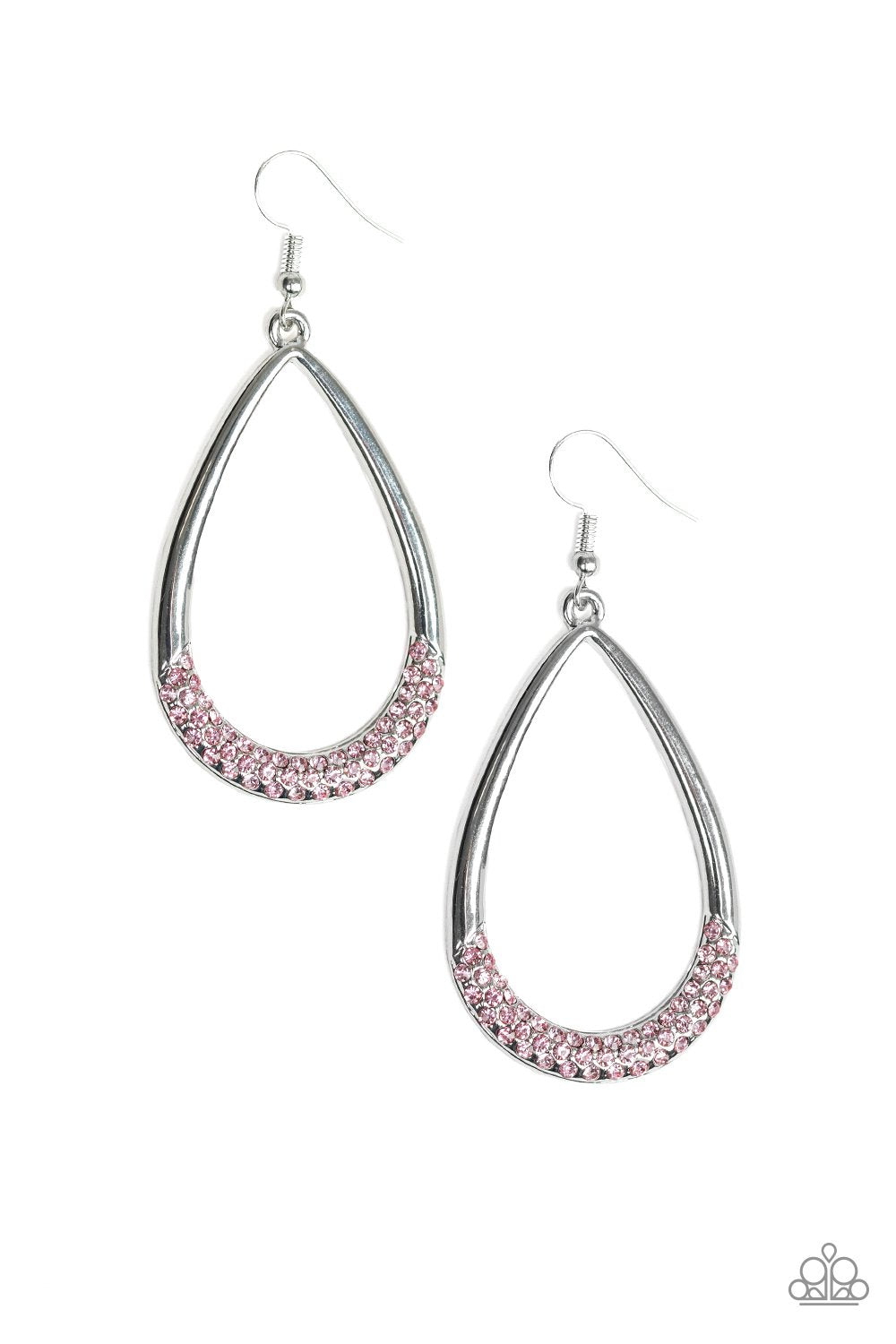 Take A Dip - Pink - Paparazzi Accessories - Pretty Girl Jewels