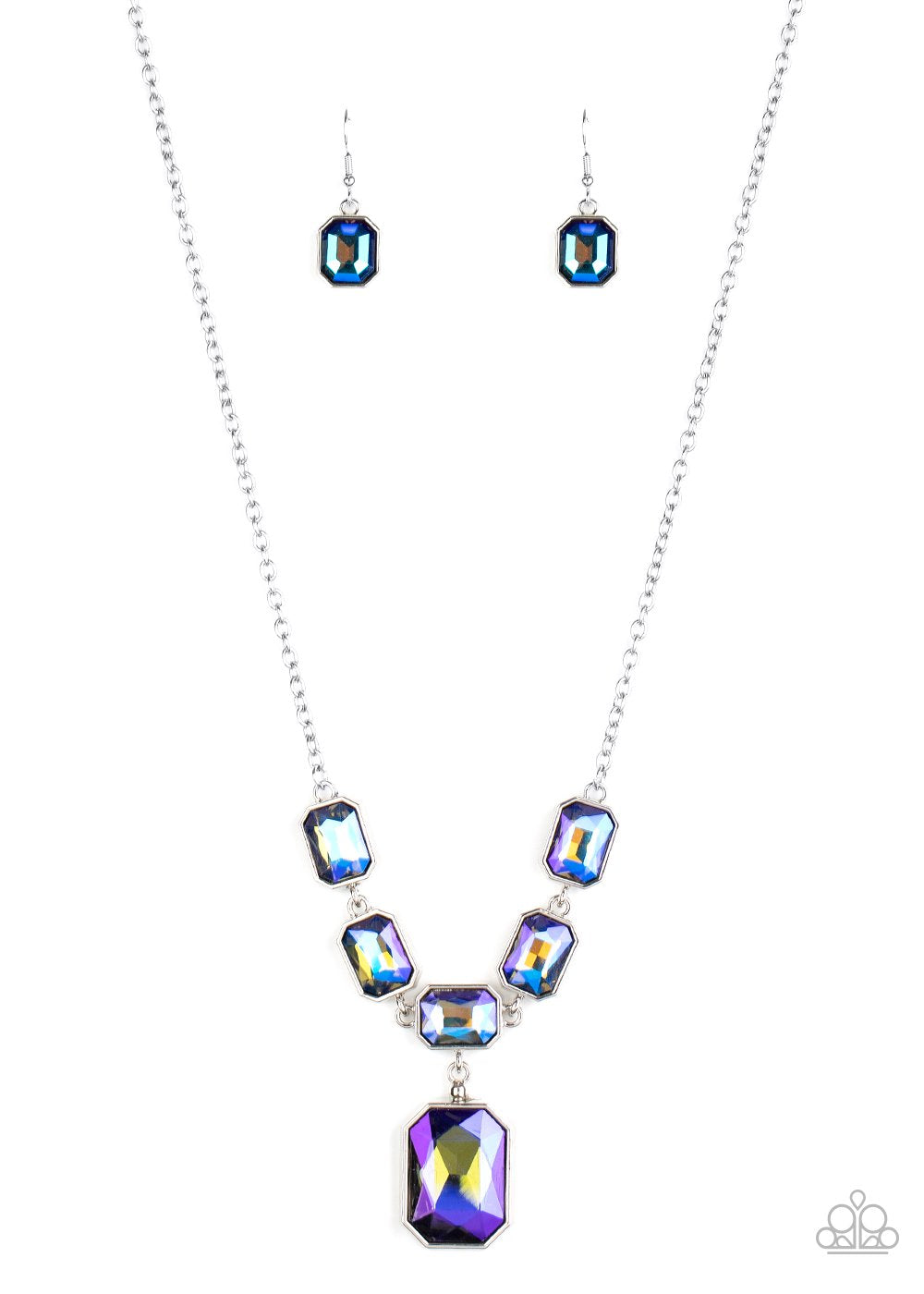Million Dollar Moment Multi Necklace - Paparazzi Accessories