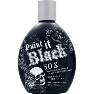 Millennium Tanning Paint it Black - Dark Tanning Lotion  13.5 fl.oz