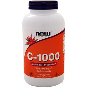 Now C-1000 with Bioflavonoids  250 caps