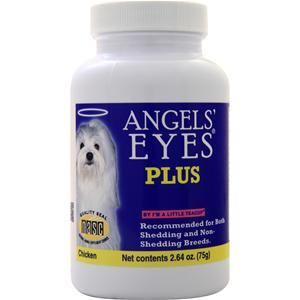 Angels Eyes Angels' Eyes Plus Chicken 75 grams