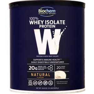 Biochem 100% Whey Protein - All Natural Natural 699 grams