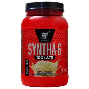 BSN Syntha-6 Isolate Vanilla Ice Cream 2.01 lbs
