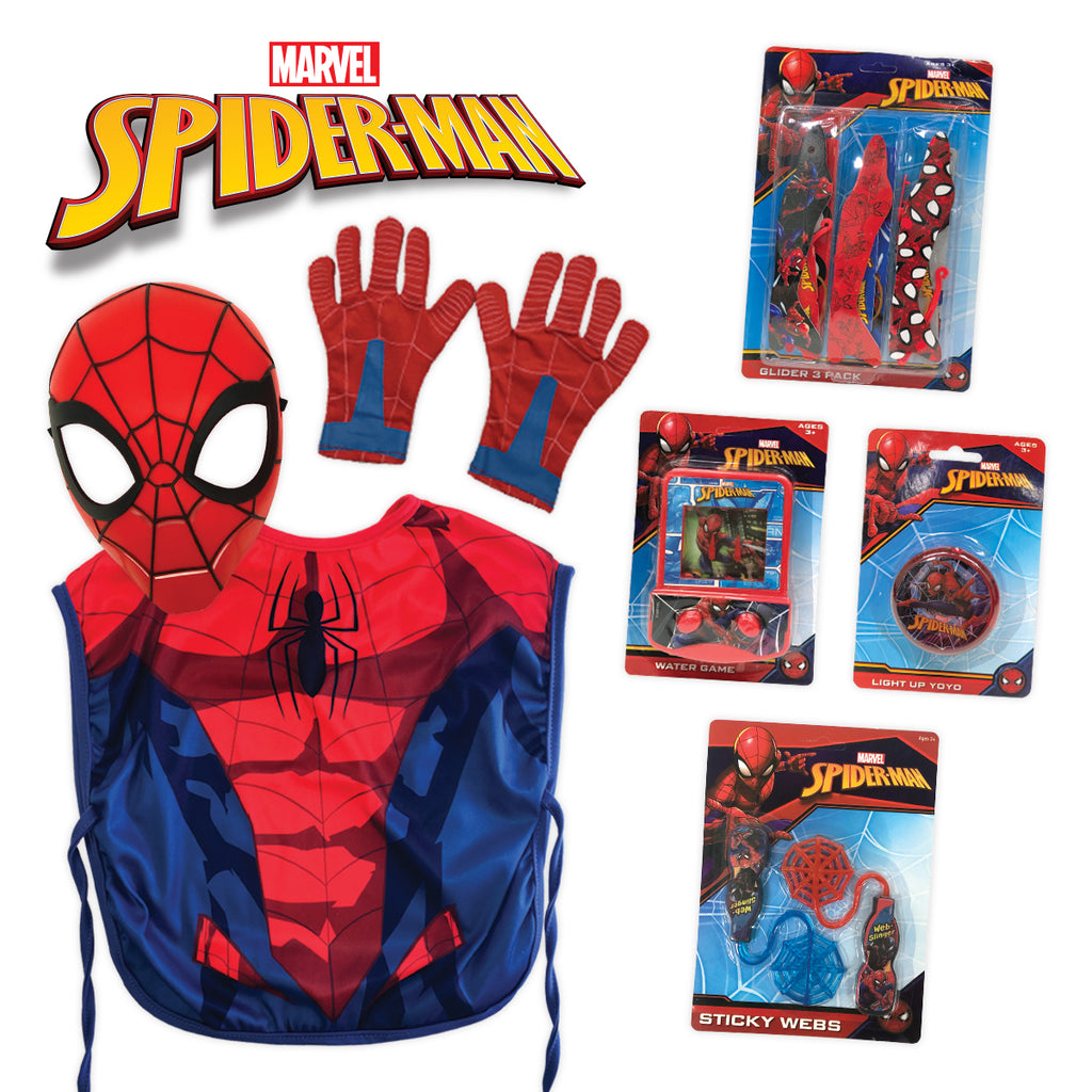 Spider-Man Showbag