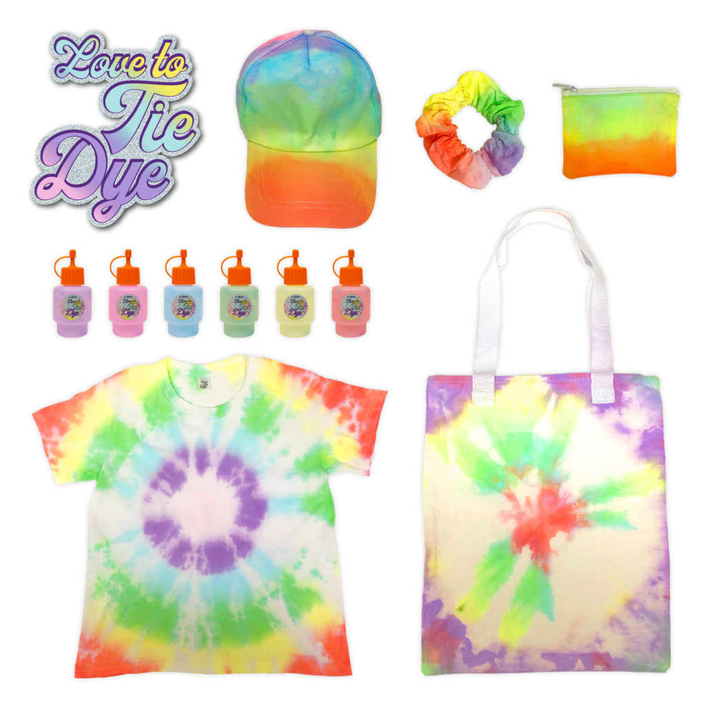 Love To Tie Dye Showbag