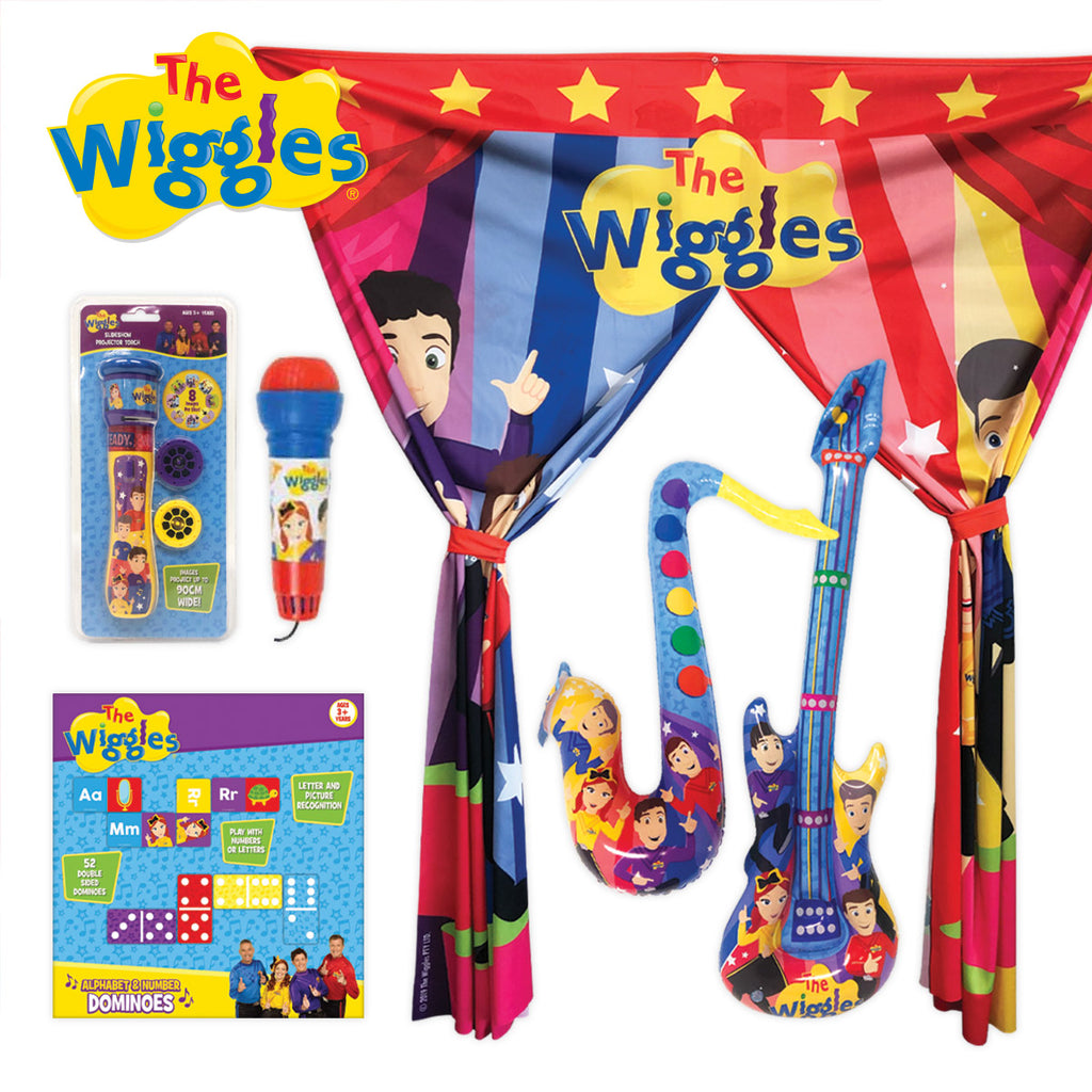 The Wiggles Showbag