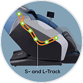 Human Touch Certus SL-Track