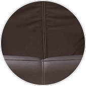 Human Touch Perfect Chair PC-350 Top Grain Leather