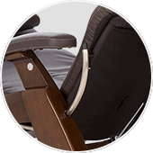 Human Touch Perfect Chair PC-420 Steel