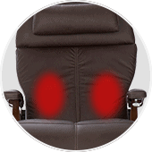 Human Touch Perfect Chair PC-610 Jade Heat