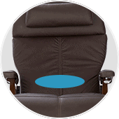 Human Touch Perfect Chair PC-610 Lumbar System