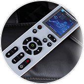 Human Touch Quies LCD Remote