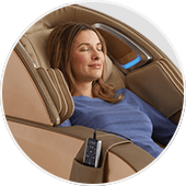 Infinity Dynasty 4D Adjustable Shoulder Airbags