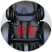 Infinity Smart Chair X3 Heat Therapy