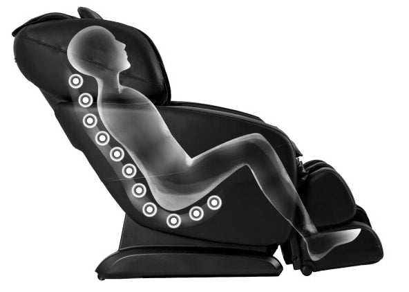 What is an L-Track Massage Chair?