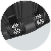 Ogawa Active L 3D Foot Rollers