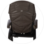Human Touch Perfect Chair PC-610 Back Cover
