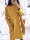 Oversized Chic Summer Dress Dresses LOVANCE Store
