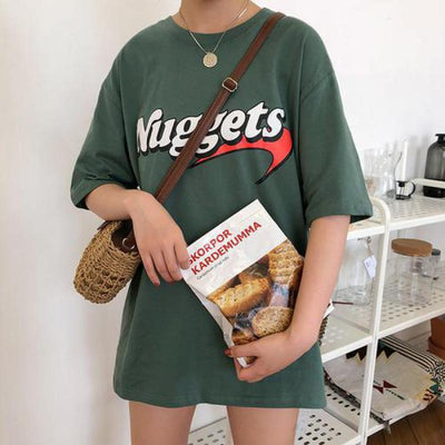 """Nuggets"" Top T-Shirts Octeyam Official Store"