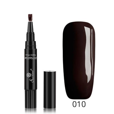 3 In 1 UV Nail Vanish Pen BeautyCoves 010