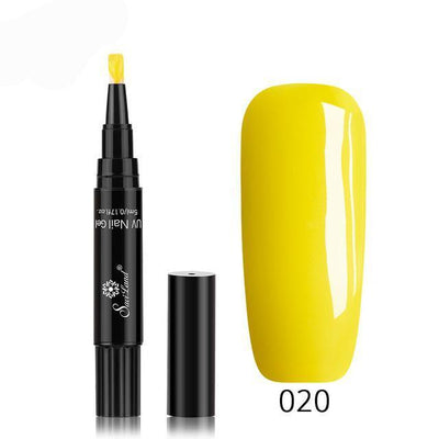 3 In 1 UV Nail Vanish Pen BeautyCoves 020