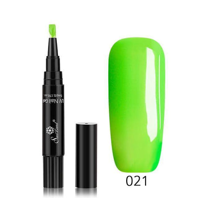 3 In 1 UV Nail Vanish Pen BeautyCoves 021