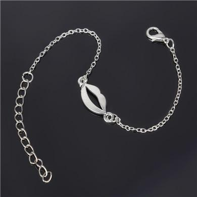 Silver Plated Custom Bracelet Chain & Link Bracelets ZSC JEWLRY & ACCESSORIES ns218