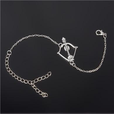 Silver Plated Custom Bracelet Chain & Link Bracelets ZSC JEWLRY & ACCESSORIES ns223