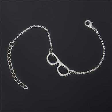 Silver Plated Custom Bracelet Chain & Link Bracelets ZSC JEWLRY & ACCESSORIES ns225