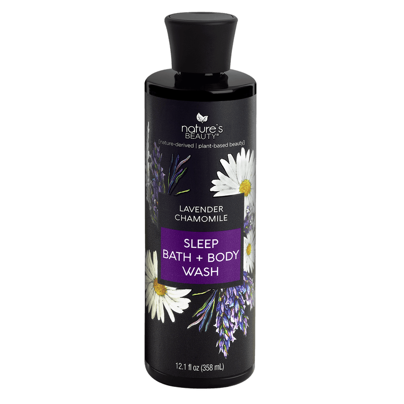 Lavender Chamomile Sleep Bath + Body Wash