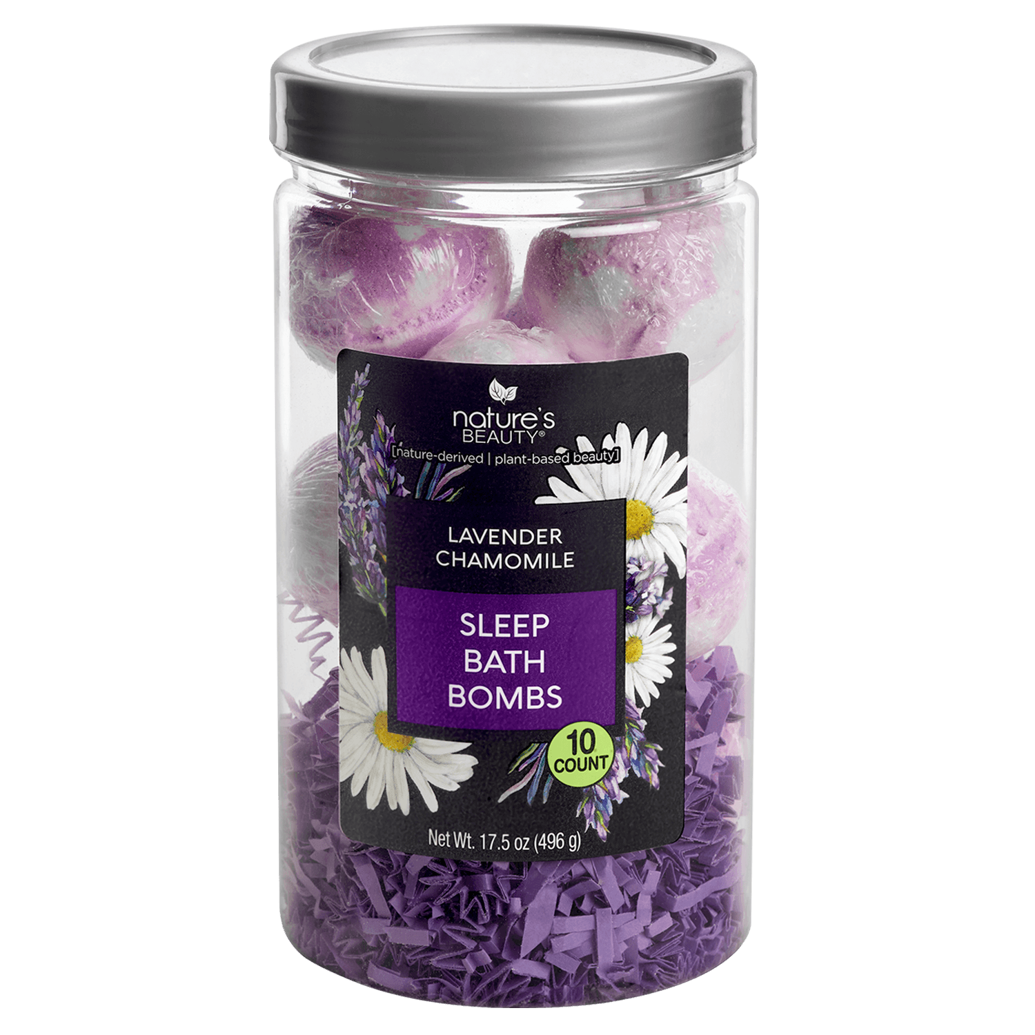 Lavender Chamomile Sleep Bath Bomb Gift Set