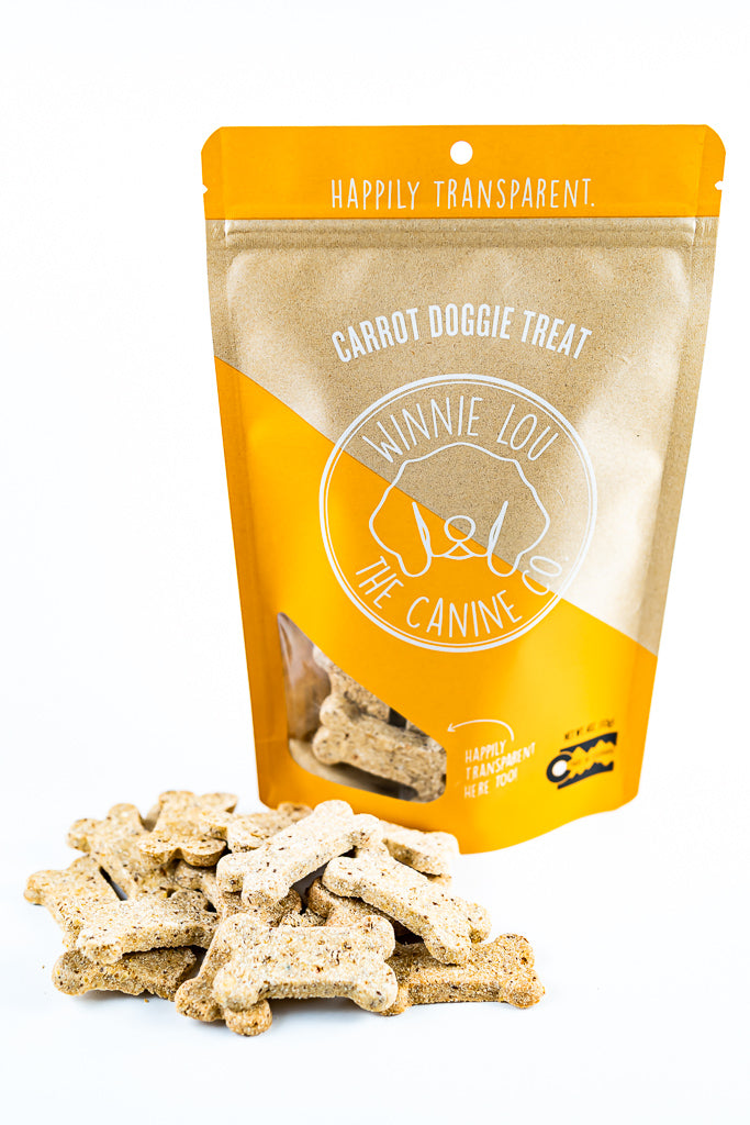 Carrot Doggie Treats