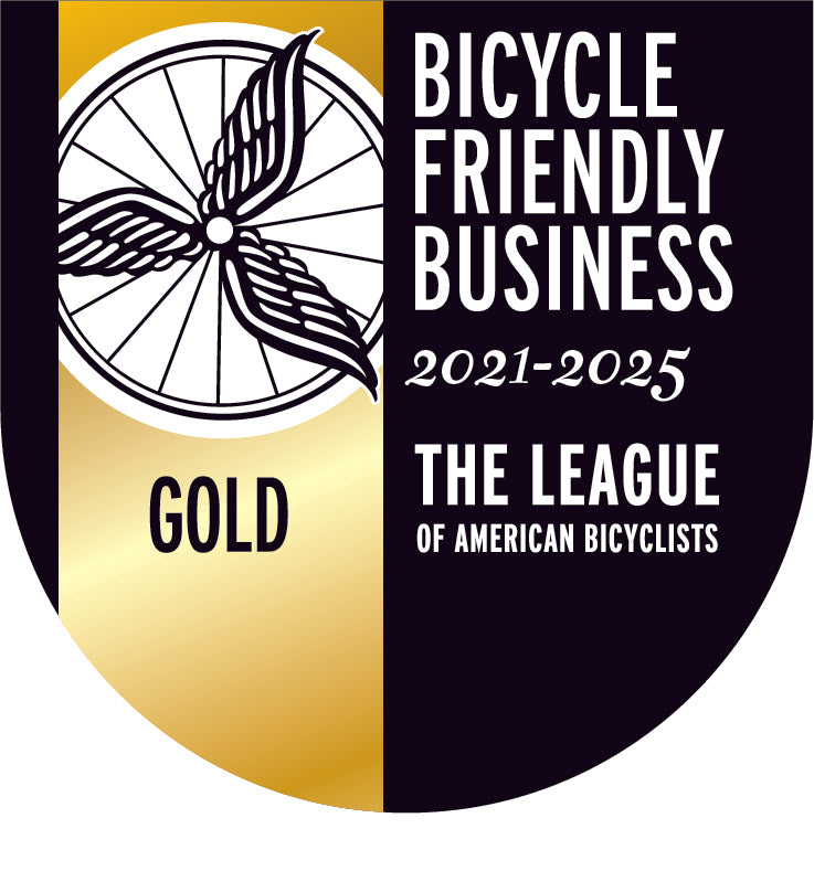 Ottawa Bike and Trail Earns Gold Level Bicycle Friendly Business Award