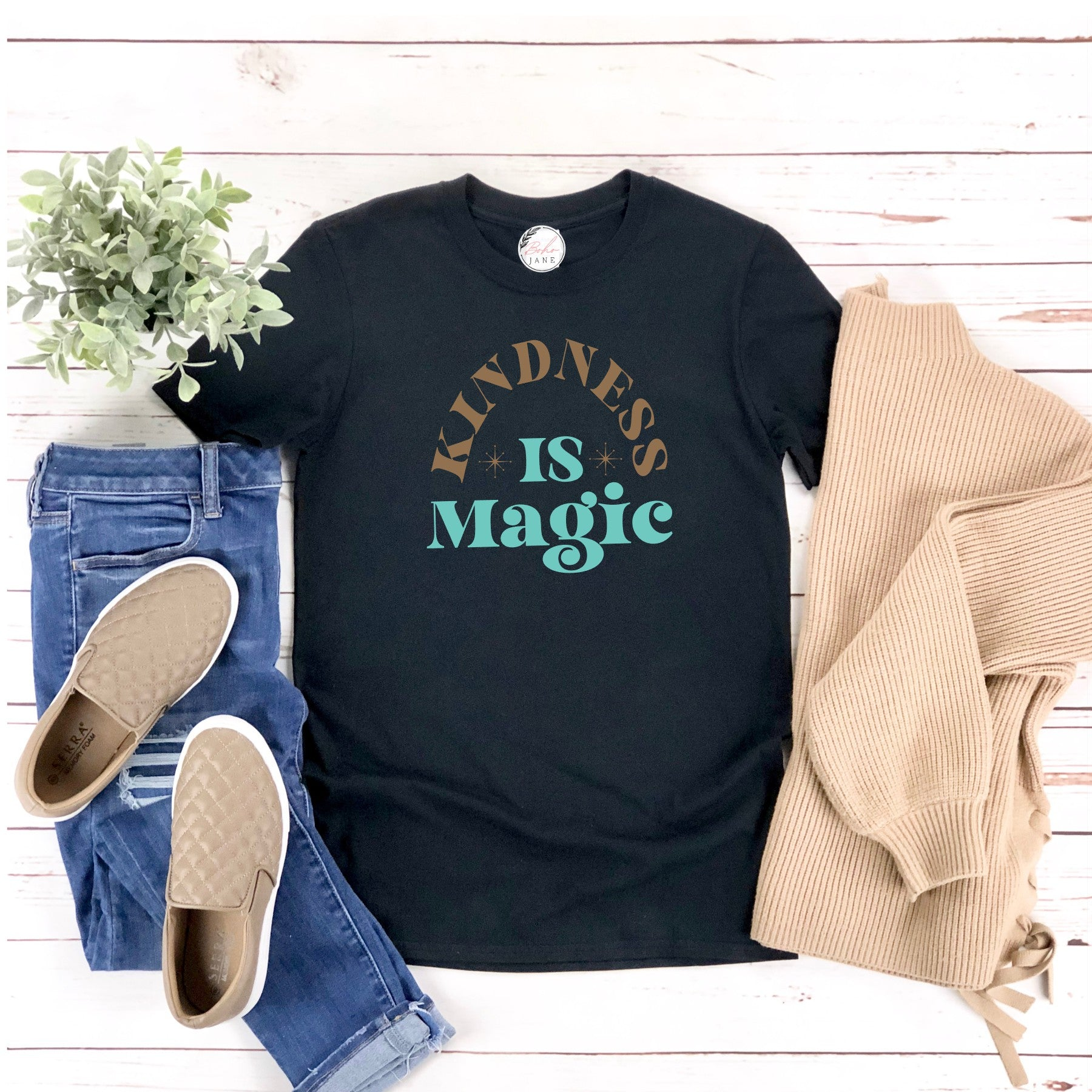 Kindness is Magic Tee