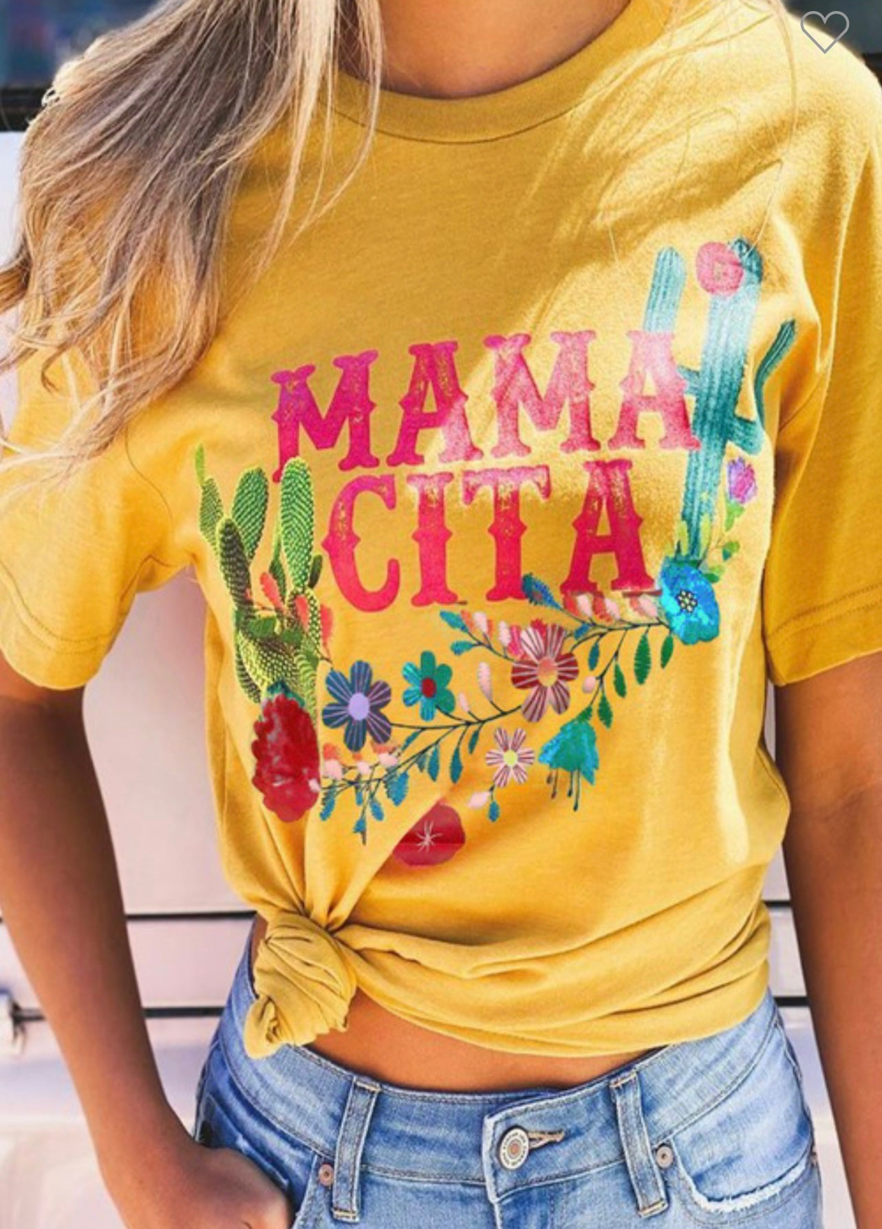 Holla Mamacita Graphic Tee