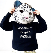Load image into Gallery viewer, World Kid Sweatshirt