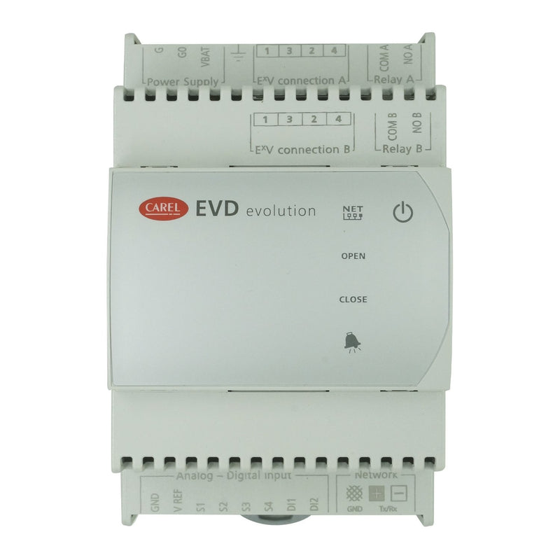 EVD0000E11 - Carel - EVD evolution para comunicación pLAN