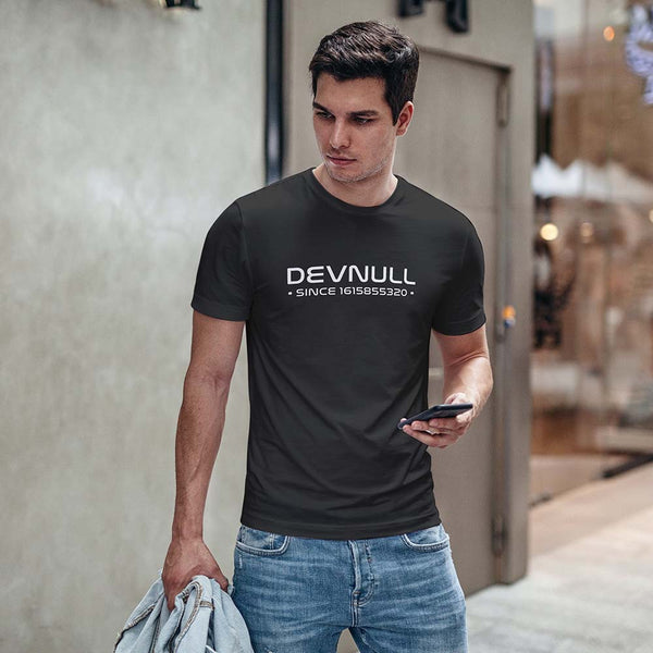 Devnull Epoch Men's T-Shirt