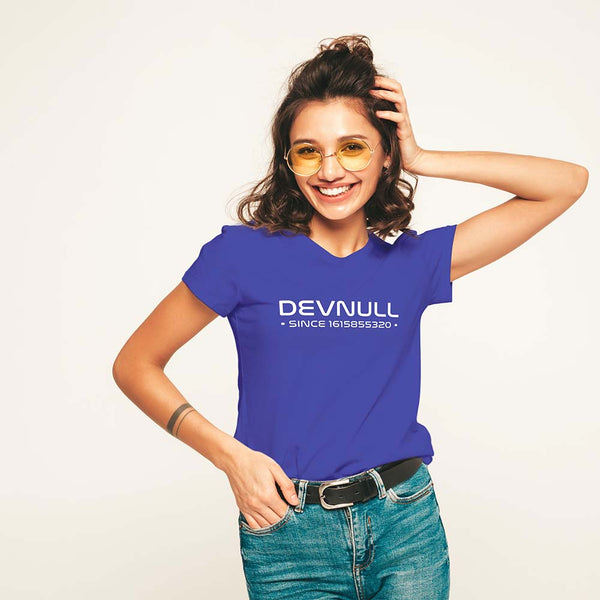 Devnull Epoch Women's T-Shirt