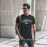 Powered by Linux Men's T-Shirt