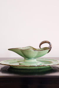 Dieulefit Tureen and Plate
