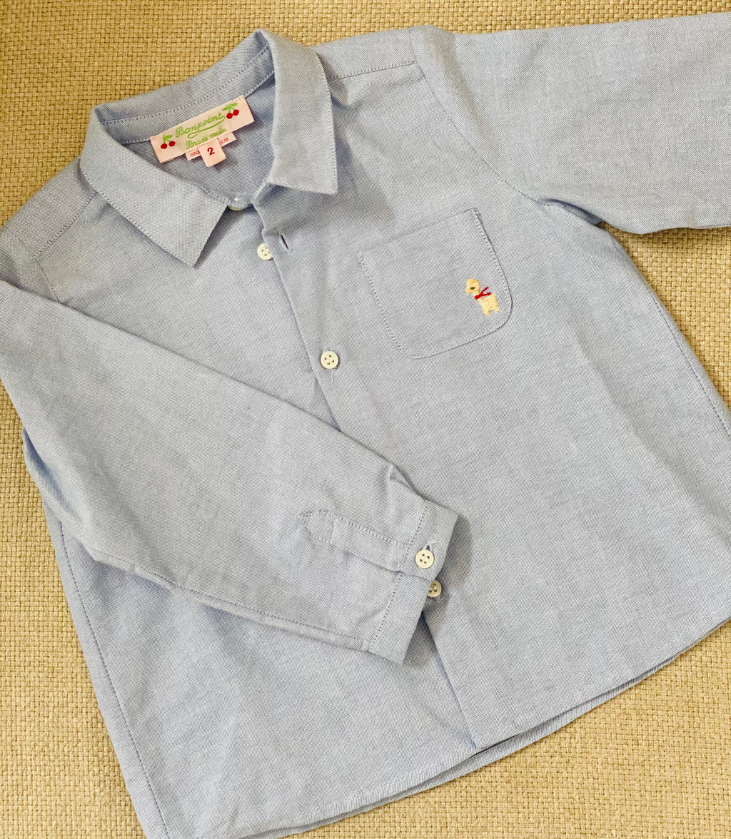 Baby Oxford Shirt by Bonpoint