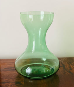 Vintage Glass Bulb Forcer, Light Green