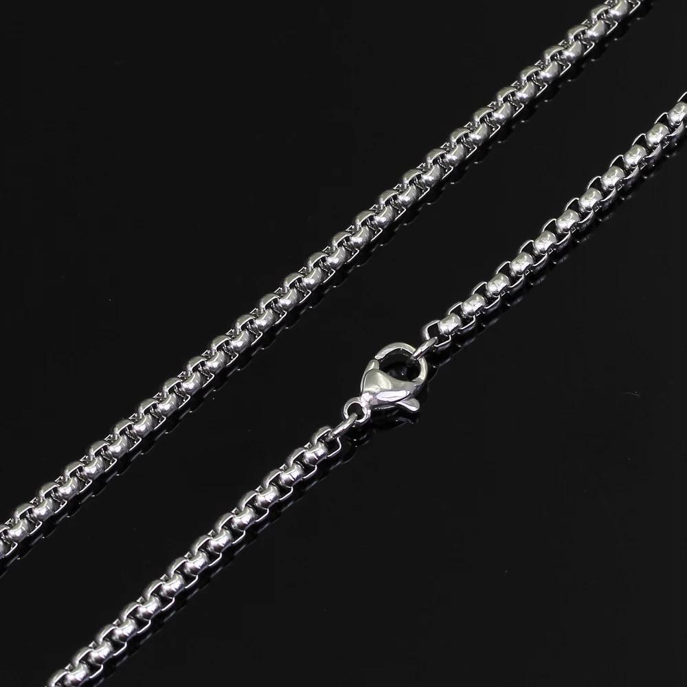 3mm Stainless Steel Box Chain