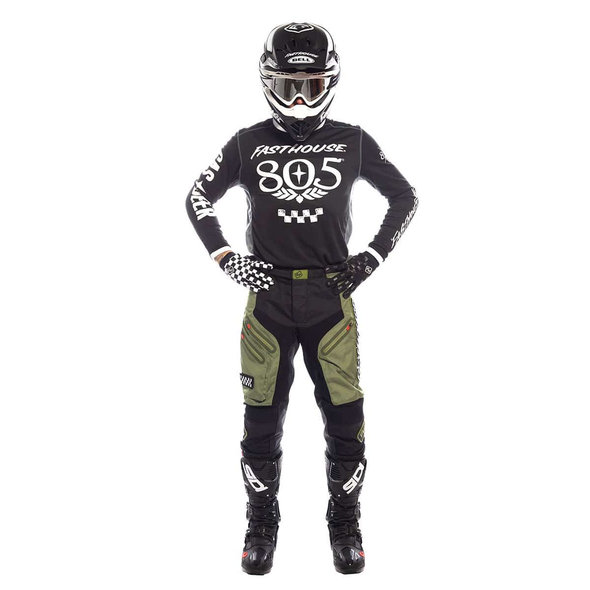 Grindhouse Off-Road Pant - Olive