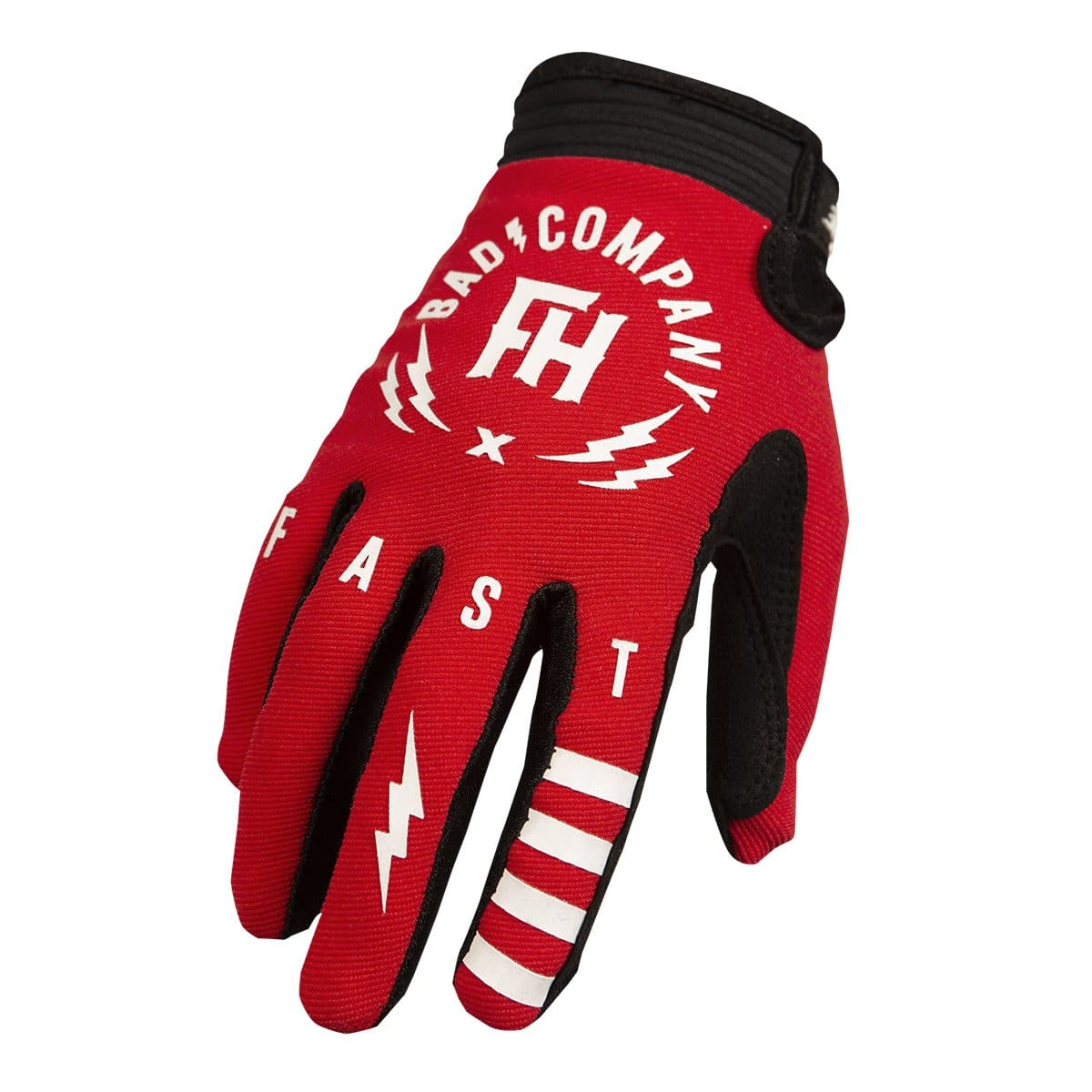 Speed Style Bad Company Glove - Red